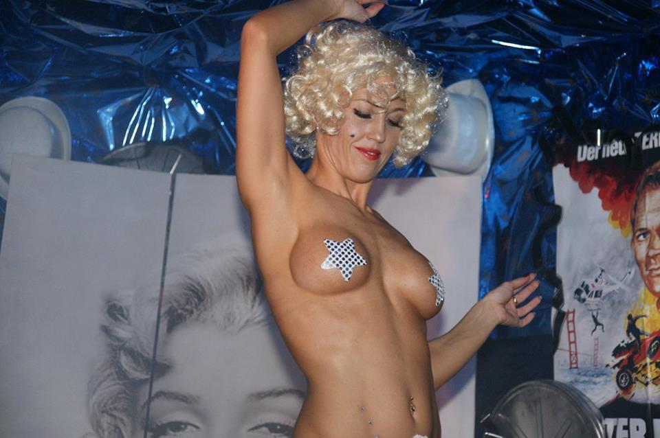 Marilyn Monroe Show - Stars nicht nur für Amerika